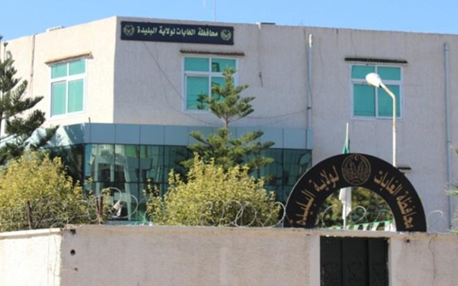 Conservation des forêts de la wilaya de Blida