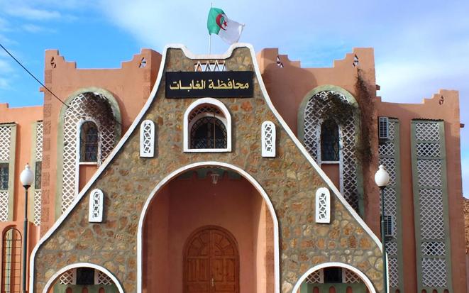 Conservation des forêts de la wilaya de Ghardaïa