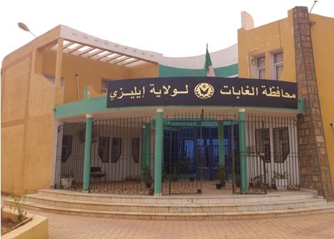 Conservation des forêts de la wilaya Illizi