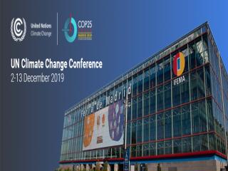 changement climatique cop25