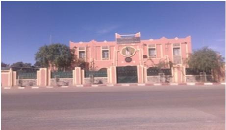 Conservation des forêts de la wilaya de Tamanrasset